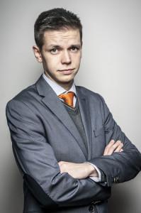 Marcin Napiórkowski - semiotyk, struktiralista, badacz współczesnych mitów