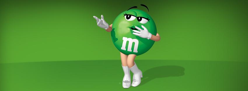 Miss Green M&M - afrodyzjak