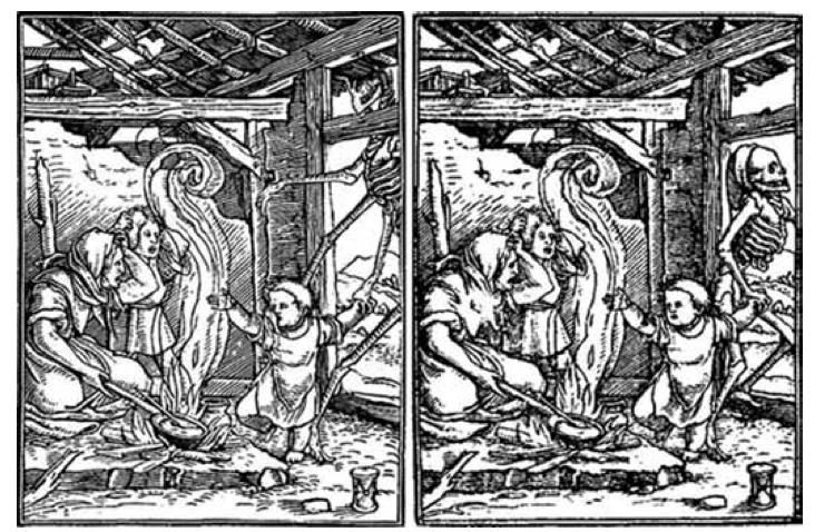 Slenderman w mitologii niemieckiej