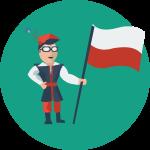 Po co Polsce logo?