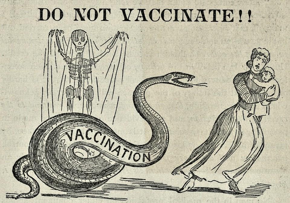 Wstydliwa historia ruchów antyszczepionkowych
