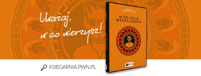 mitologia współczesna - książka