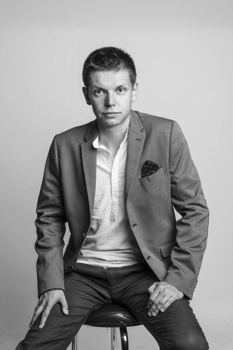 Marcin Napiórkowski, semiotyk