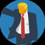 Dlaczego krawat Trumpa jest taki długi?